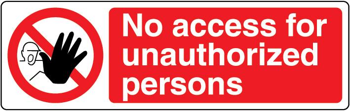 proh175-no-access